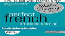 Books Perfect French: Revised (Learn French with the Michel Thomas Method) (A  Hodder Education