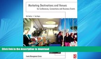 FAVORIT BOOK Marketing Destinations and Venues for Conferences, Conventions and Business Events