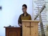 Markus 2 23-28, Seri Khotbah Mengenai Hari ke Tujuh dan Sabad, Pdm  Suriawan Surna