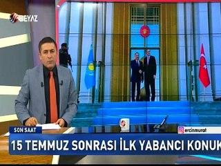 Murat Erçin'le Son Saat 05 Ağustos 2016