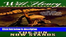 Ebook From Where the Sun Now Stands (Leisure Books) Full Online
