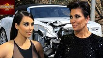 Kim Kardashian SPEAKS About Kris Jenner's Accident | Hollywood Asia