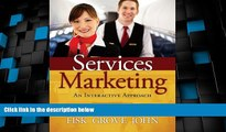 Big Deals  Services Marketing Interactive Approach  Free Full Read Most Wanted
