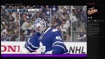 NHL '17 Closed Beta Gameplay