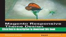 Ebook Magento Responsive Theme Design Free Online