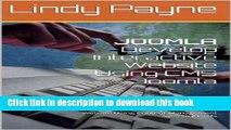 Books JOOMLA: Develop Interactive Website Using CMS Joomla: Design and Develop an Interactive