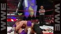 John Cena vs. Carlito (Chris Jericho as Ref) Raw