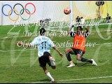 Live Rio Olympics Football