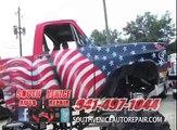 south venice auto repair parking lot fun