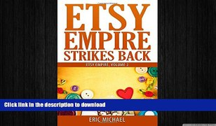 FAVORIT BOOK Etsy Empire Strikes Back Etsy Success with Etsy Promotion Etsy Gift Cards and Etsy
