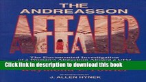 Books The Andreasson Affair: The Documented Investigation of a Woman s Abduction Aboard a Ufo Full