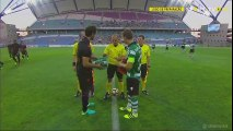 Sporting Lisbon 0 - 0 Nice