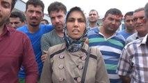 Adana Darbe Girişiminden Sonra Kapatılan Fabrikanın İşçilerinden Tazminat Eylemi