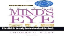 Ebook In the Mind s Eye: Visual Thinkers, Gifted People With Dyslexia and Other Learning
