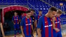 El Barça Lassa arrenca amb un 'stage' de sis dies a Encamp