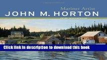 Ebook John M. Horton: Mariner Artist Free Online
