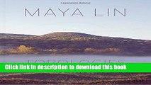 Books Maya Lin: Topologies Free Online