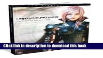 Read Lightning Returns: Final Fantasy XIII: The Complete Official Guide Ebook Free