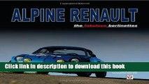 PDF  Alpine Renault: the fabulous berlinettes  Online