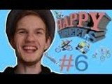Happy Wheels Fun -Playing Levels made by FANS! (Part 6)