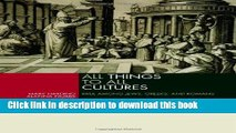 Ebook All Things To All Cultures: Paul among Jews, Greeks, and Romans Free Online