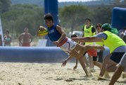 Beach Rugby Tour 2016 : Fête estivale du rugby en Pays Catalan