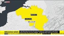 """Belgique: Deux policières blessées à la machette dans le centre de Charleroi - L'agresseur criait """"Allahu Akbar"""""""