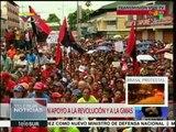 Venezolanos se movilizan en apoyo a Gran Misión Abastecimiento