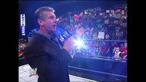 Vince McMahon Addresses Hulk Hogan Segment SmackDown 05.08.2003 (HD)