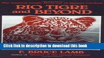 Read Rio Tigre and Beyond: The Amazon Jungle Medicine of Manual Cordova-Rios PDF Online