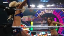 WWE Over the Limit 2011 - Brie Bella v.s Kelly Kelly - WWE Divas Championship Match