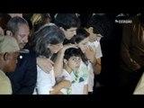 Em clima eleitoral, Eduardo Campos é enterrado no Recife