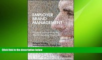 EBOOK ONLINE  Employer Brand Management: Practical Lessons from the World s Leading Employers