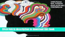 Ebook Milton Glaser: Graphic Design Full Download