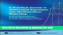 P D F] Mathematical Modelling for Teachers: A Practical