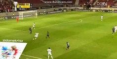Lucas Moura Fantastic Goal HD - Paris Saint-Germain F.C. 2-0 Olympique Lyonnais - France Super Cup - 06.08.2016 HD