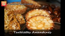 Tartelettes Amandines - Amandine Tartlets -  تارت اموندين