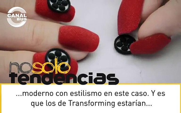 Transforming- tus uñas de arte moderno