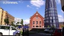 """Deux policières belges blessées à la machette au cri d'""""Allah Akbar"""""""