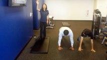22 push-ups in 22 days