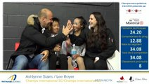 Ashlynne Stairs / Lee Royer 2016 Championnats québécois d'été - SD