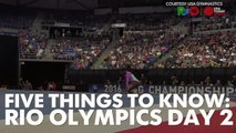 Five things to watch for Sunday at the Rio Olympics