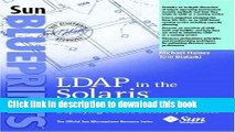 [Download] LDAP in the Solaris Operating Environment: Deploying Secure Directory Services Free