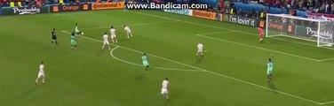 Gol Ricardo Quaresma (Ricardo Quaresma Goal) Croácia 0 x 1 Portugal [25/06/16]