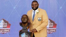 Orlando Pace Inducted into Hall of Fame
