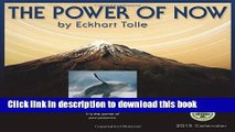 Books Power of Now by Eckhart Tolle 2015 Wall Calendar Full Download