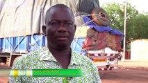 """Version en Bambara (Bamanakan) """"Les tracasseries routieres : une entrave à la sécurité alimentaire en Afrique de l'Ouest"""""""