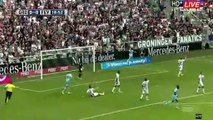 Tonny Vilhena Goal - Groningen 0-1 Feyenoord - 07.08.2016