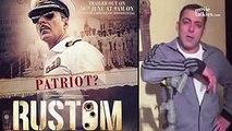 Akshay Kumar Thanks Salman Khan For Promoting Rustom For FRee