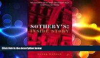 READ book  Sothebys: The Inside Story  DOWNLOAD ONLINE